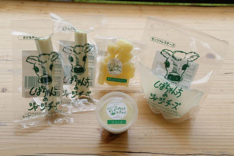 画像1: しばちゃんちのジャージーチーズ おすすめセット (1)